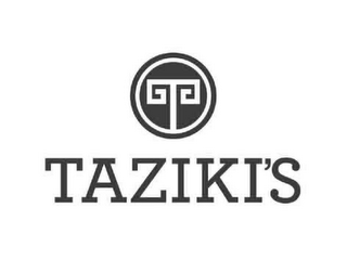 mark for T TAZIKIS, trademark #85692608