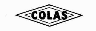 mark for COLAS, trademark #85692652
