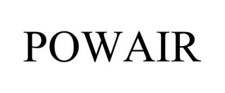 mark for POWAIR, trademark #85692716