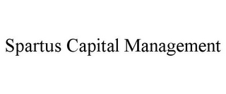 mark for SPARTUS CAPITAL MANAGEMENT, trademark #85692744