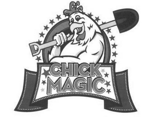 mark for CHICK MAGIC, trademark #85692920