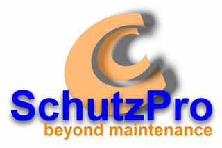 mark for CC SCHUTZPRO BEYOND MAINTENANCE, trademark #85693259