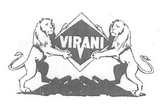 mark for VIRANI, trademark #85693314