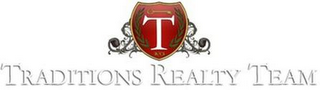 mark for T B/CS TRADITIONS REALTY TEAM, trademark #85693497