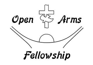 mark for OPEN ARMS FELLOWSHIP, trademark #85693541