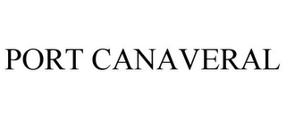 mark for PORT CANAVERAL, trademark #85693590