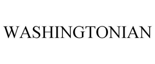 mark for WASHINGTONIAN, trademark #85693663