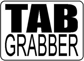 mark for TAB GRABBER, trademark #85693699