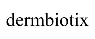 mark for DERMBIOTIX, trademark #85694077