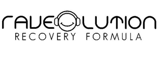 mark for RAVEOLUTION RECOVERY FORMULA, trademark #85694168
