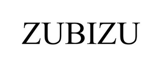 mark for ZUBIZU, trademark #85694252