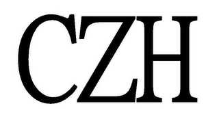 mark for CZH, trademark #85694296