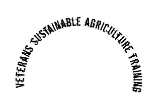 mark for VETERANS SUSTAINABLE AGRICULTURE TRAINING, trademark #85694664