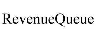 mark for REVENUEQUEUE, trademark #85694768