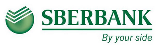 mark for SBERBANK BY YOUR SIDE, trademark #85694827