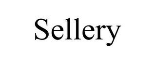 mark for SELLERY, trademark #85694892