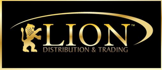 mark for LION DISTRIBUTION & TRADING, trademark #85695537