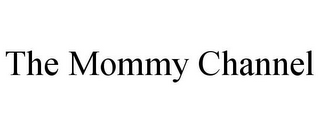 mark for THE MOMMY CHANNEL, trademark #85695634