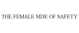 mark for THE FEMALE SIDE OF SAFETY, trademark #85695738