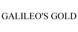 mark for GALILEO'S GOLD, trademark #85696257
