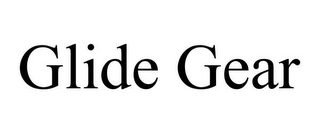 mark for GLIDE GEAR, trademark #85696290