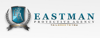 mark for EPA - TAILORED TO YOU - EASTMAN PROTECTIVE AGENCY - TAILORED TO YOU, trademark #85696350