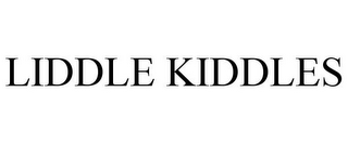 mark for LIDDLE KIDDLES, trademark #85696364