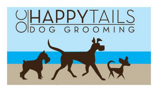 mark for OC HAPPYTAILS DOG GROOMING, trademark #85696519