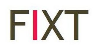 mark for FIXT, trademark #85696536