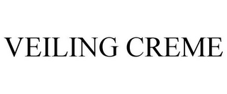 mark for VEILING CREME, trademark #85696738
