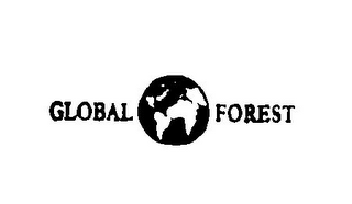 mark for GLOBAL FOREST, trademark #85696974