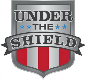 mark for UNDER THE SHIELD, trademark #85697025