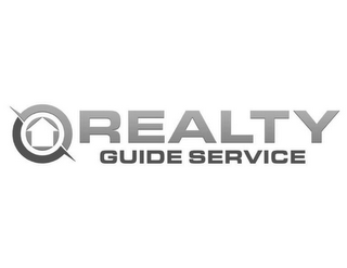 mark for REALTY GUIDE SERVICE, trademark #85697114