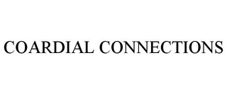 mark for COARDIAL CONNECTIONS, trademark #85697271