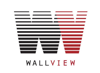 mark for WV WALLVIEW, trademark #85697631