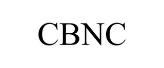mark for CBNC, trademark #85697682