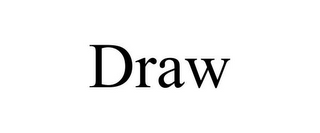 mark for DRAW, trademark #85697830