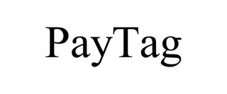 mark for PAYTAG, trademark #85697981