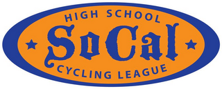 mark for SO CAL HIGH SCHOOL CYCLING LEAGUE, trademark #85698875