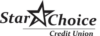 mark for STAR CHOICE CREDIT UNION, trademark #85699142