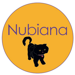 mark for NUBIANA, trademark #85699177