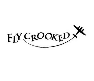 mark for FLY CROOKED, trademark #85699340
