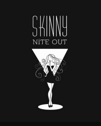 mark for SKINNY NITE OUT, trademark #85699731