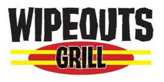 mark for WIPEOUTS GRILL, trademark #85699772