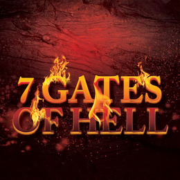 mark for 7 GATES OF HELL, trademark #85700061
