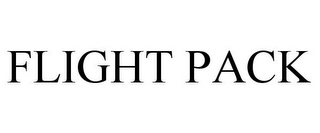 mark for FLIGHT PACK, trademark #85700532