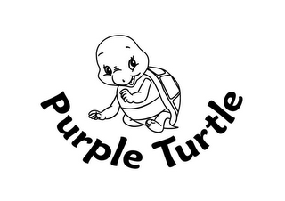 mark for PURPLE TURTLE, trademark #85700544