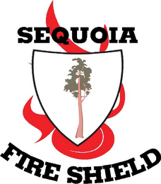 mark for SEQUOIA FIRE SHIELD, trademark #85700788