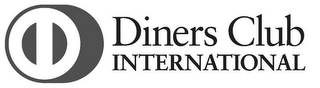 mark for DINERS CLUB INTERNATIONAL, trademark #85701080