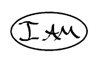 mark for I AM, trademark #85701106